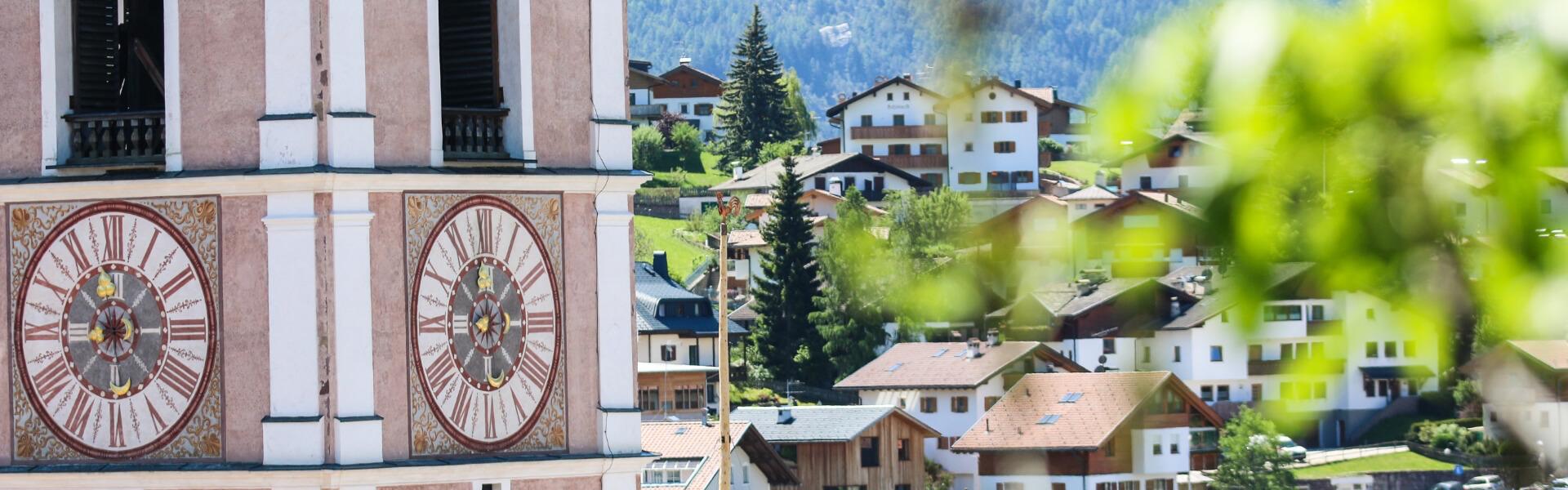 Kastelruth Dorf - Schlerngebiet - Wandern